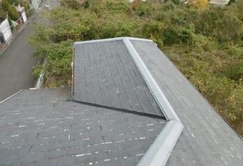 兵庫県川西市 屋根修理 現場調査