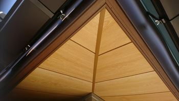軒天井の施工②