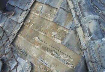 船橋市 屋根修理工事開始