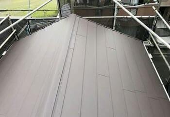 奈良県大和郡山市の屋根リフォーム完成