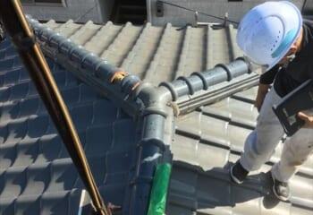 屋根の状態 確認