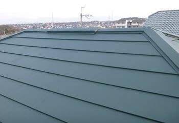 藤井寺市 コロニアル屋根リフォーム完了