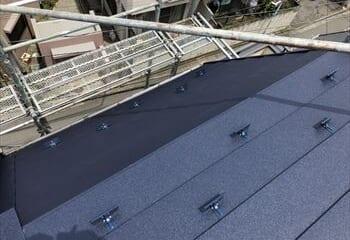 腰折れ屋根 リフォーム工事完成