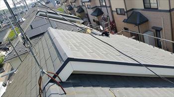 松戸市 屋根の現状確認