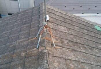 板橋区の屋根葺き替え工事