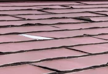 パミールに屋根塗装