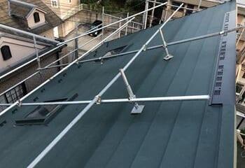 さいたま市浦和区の通気工法屋根リフォーム完成