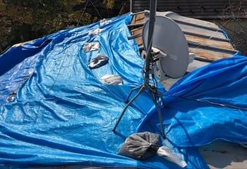 足立区 屋根の現場調査