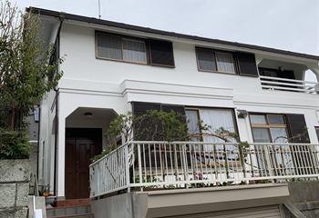 横浜市青葉区の外壁塗装と屋根葺き替え工事はテイガクで