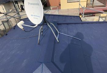 船橋市の台風被害住宅のカバー工法リフォーム完了