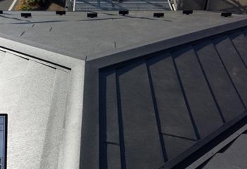 さいたま市岩槻区 屋根カバー工法リフォーム完成