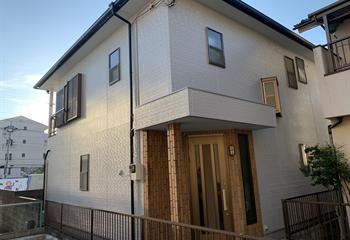 武蔵野市 屋根と外壁リフォーム工事完成