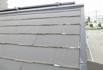 ノンアスベスト屋根に太陽光パネルはNG