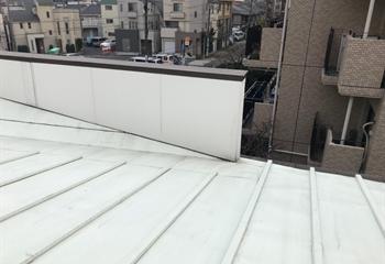 江戸川区の屋根 現地調査