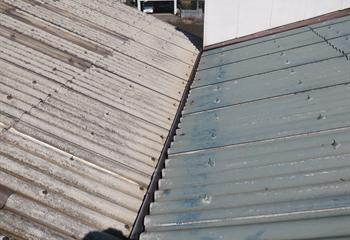 テイガク屋根修理は工場の屋根工事も得意です