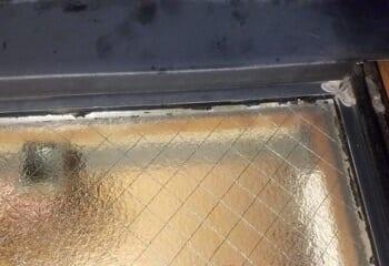天窓の雨漏り調査
