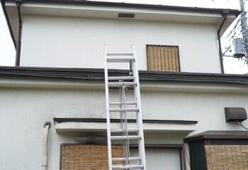 2階建の下屋根高さ