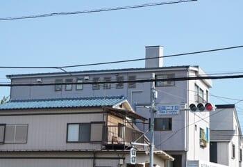 3階建以上の屋根高さ