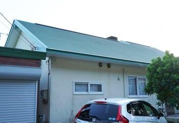 1階建(平家)の屋根高さ