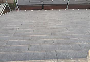 東京都葛飾区の屋根リフォーム 現場調査