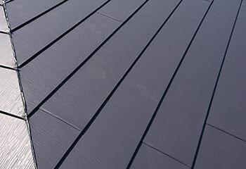 板橋区 スレート屋根リフォーム工事完了