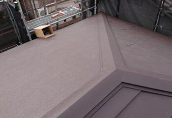堺市南区の日本瓦屋根の葺き替えリフォームが完成しました!