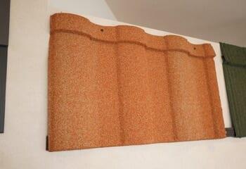 ジンカリウム鋼板の屋根材