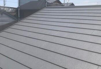 東大阪市の瓦屋根葺き替えリフォームが完成です!