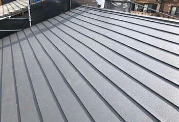 奈良県天理市の瓦屋根葺き替えリフォームが完成です!