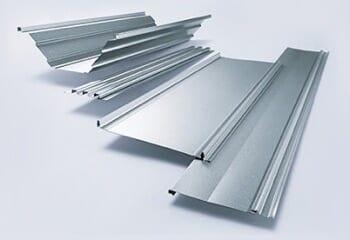 エスジーエル鋼板の金属屋根