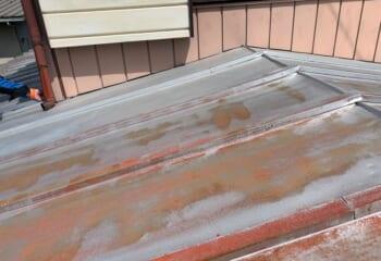 トタン屋根(亜鉛めっき鋼板)