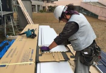 金属サイディングを施工できるのは板金工事業者