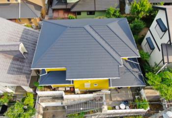 兵庫県伊丹市のカバー工法によるリフォームが完成