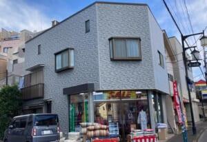 東京都清瀬市のお客さま宅でおこなった、外壁カバー工法リフォーム工事完成
