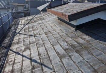 現場調査 屋根の様子