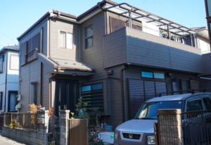 神戸市須磨区でおこなった屋根と外壁のカバー工法リフォームが完成
