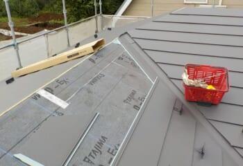 屋根本体張り2
