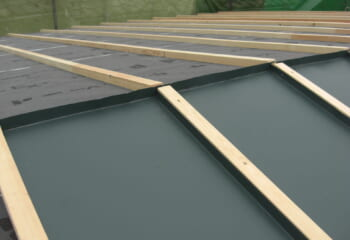 瓦棒屋根板金