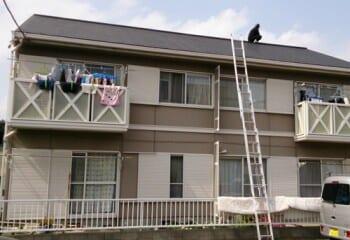 アパート屋根リフォーム