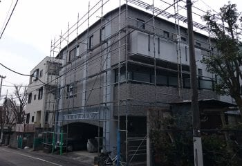 アパートやマンションの屋根工事例