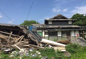 熊本地震被害