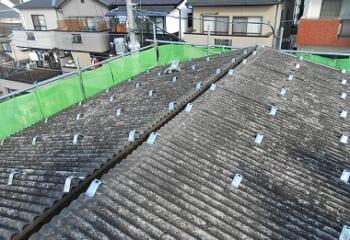 東大阪市 工場屋根修理