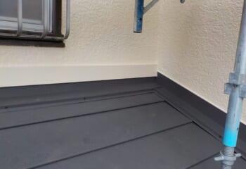 屋根のリフォーム完成