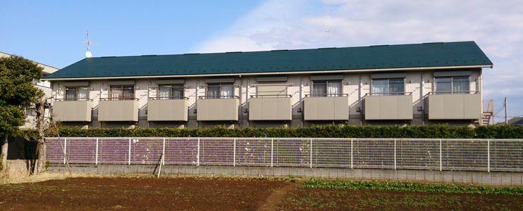 船橋集合住宅屋根リフォーム完成写真