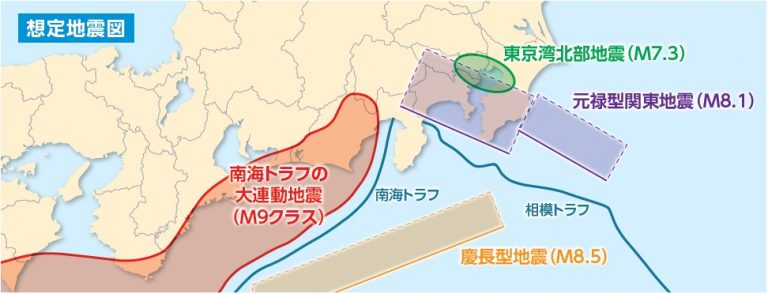 横浜市における地震被害