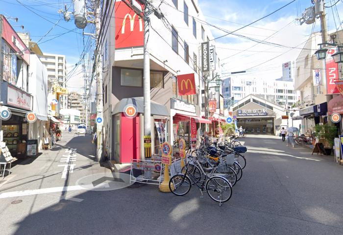 阪神工事センターへの道案内