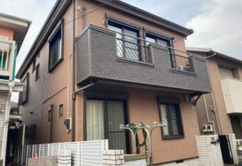 横浜市港北区|アイジー工業金属サイディングで外壁カバー工法リフォーム